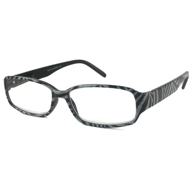 Urban Eyes Women's 'UE2979' Rectangular Reading Glasses