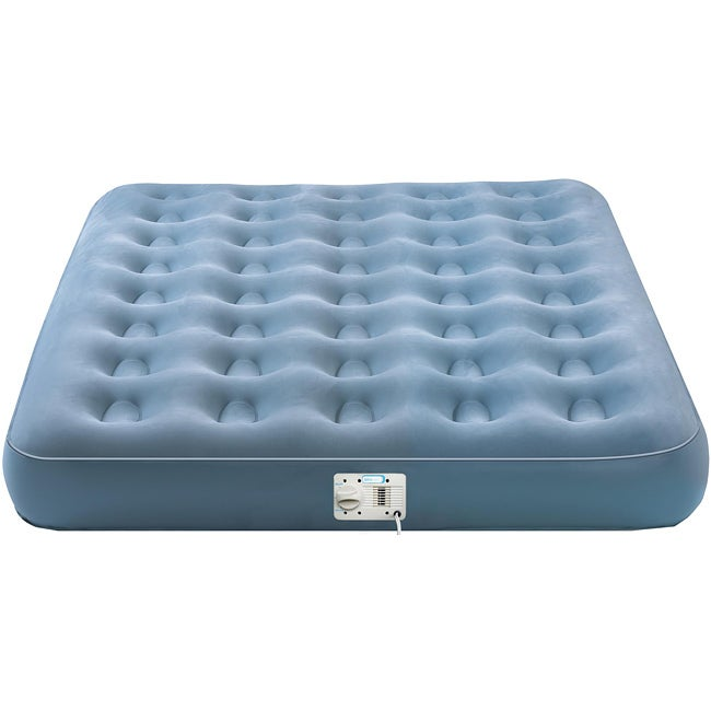 Aerobed Sleep Away Full-size Inflatable Bed - Free Shipping Today ...
