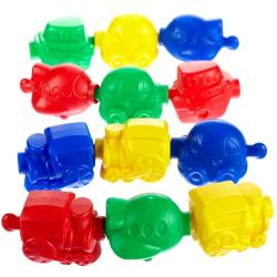 Fisher-Price Brilliant Basics SnapLock Beads