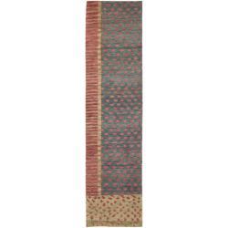 Safavieh Hand-knotted Selaro Tri Wool Rug (2'3 x 9'6)