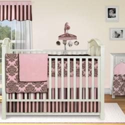 Bananafish 'Brooke' 3-piece Crib Bedding Set