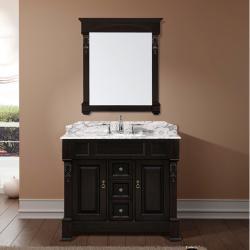 40 Inch Single Sink Bathroom Vanity Set