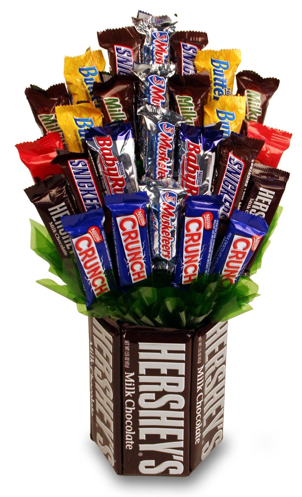 Sweets In Bloom Chocolate Indulgence