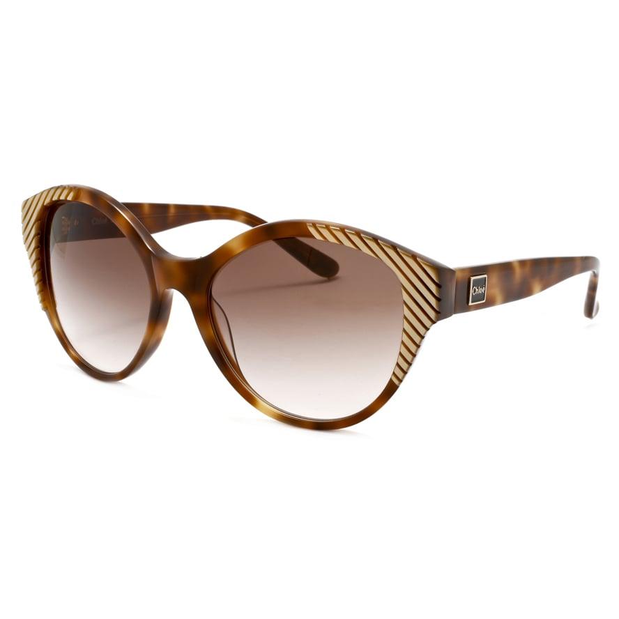 Chloe Women's Tortoise Fashion Sunglasses
