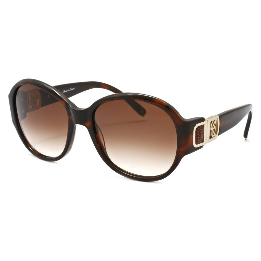 262f65d37bebe Shop Chloe Women s Tortoise  Brown Gradient Fashion Sunglasses - Free  Shipping Today - Overstock - 6462885
