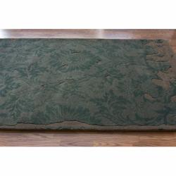 nuLOOM Handmade Whitney New Zealand Wool Rug (7'6 x 9'6)