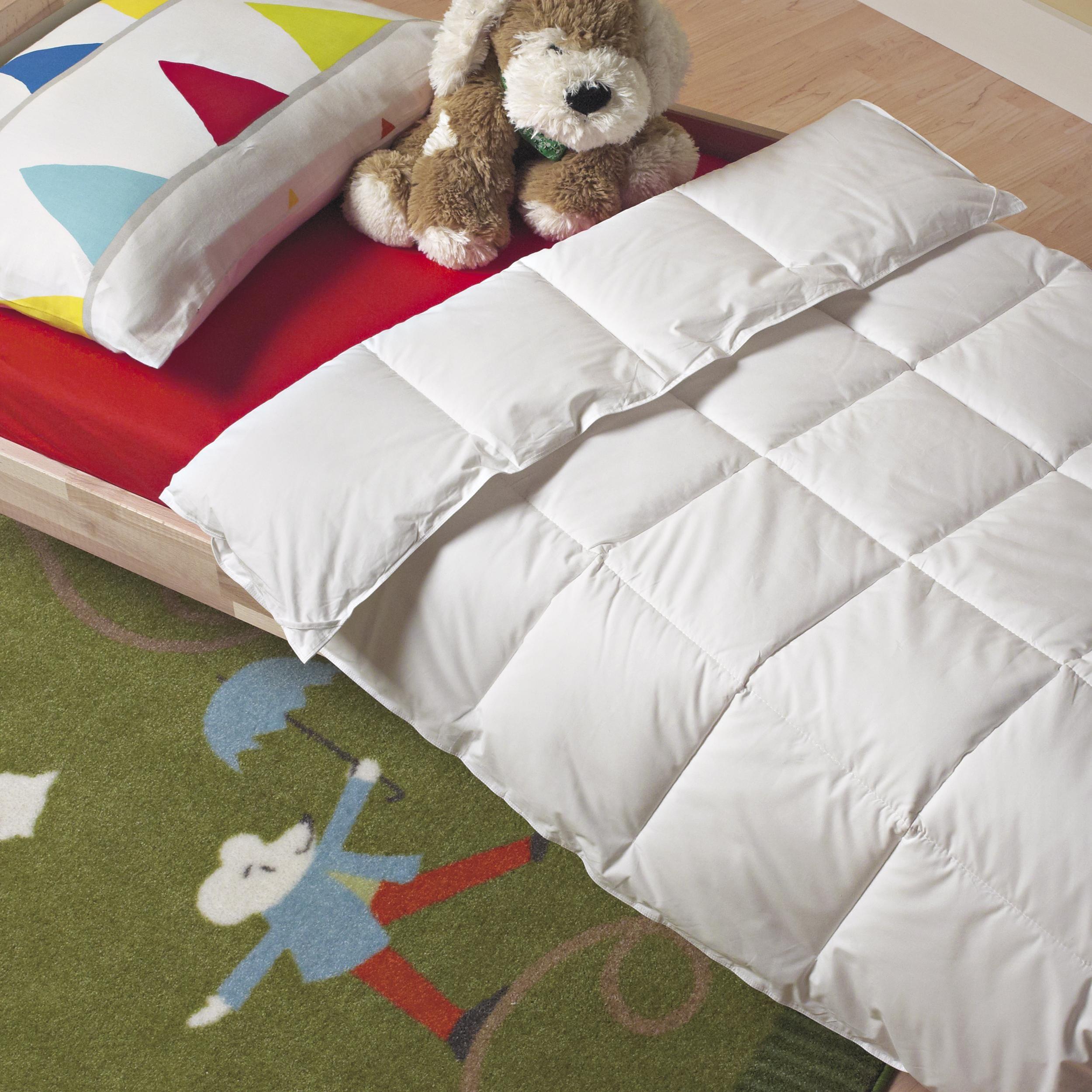 famous maker high loft toddler down alternative comforter free
