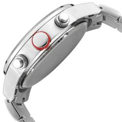 Red Line Men's 'Meter' Stainless Steel Watch