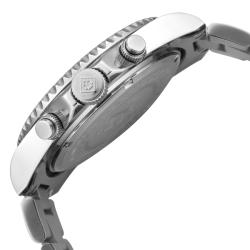 Invicta Men's 'Pro Diver' Stainless Steel Watch - Thumbnail 2