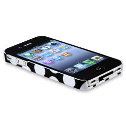 Dot Case/ LCD Protector/ Headset/ Audio Cable for Apple iPhone 4S - Thumbnail 1