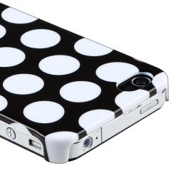 Dot Case/ LCD Protector/ Headset/ Audio Cable for Apple iPhone 4S - Thumbnail 2