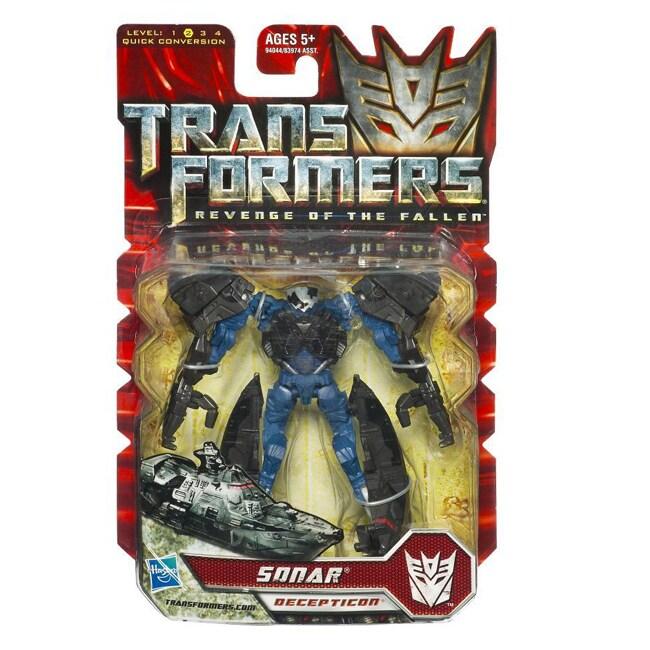 Transformers 2 Sonar Class Action Figure