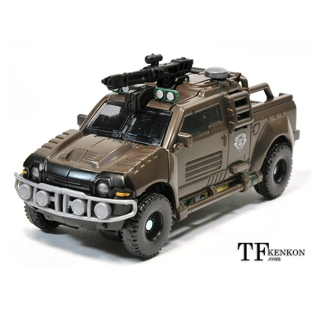 Transformers 2 Brawn Deluxe Action Figure