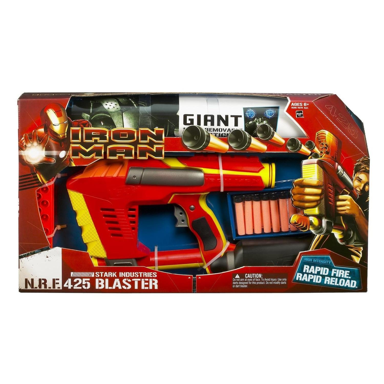 Iron Man NERF 425 Blaster