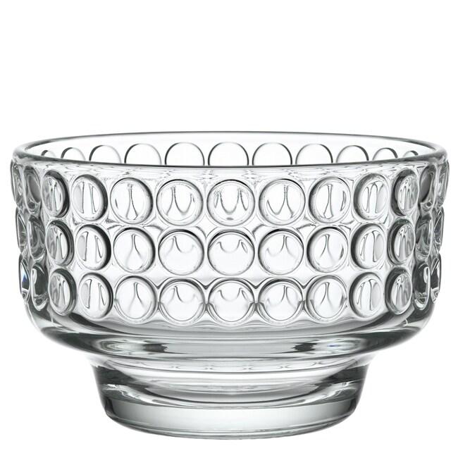 La Rochere 'Rondo' Glass Ice Cream Bowls (Pack of 6)