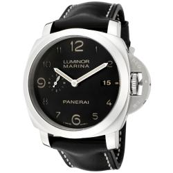 Panerai Men's 'Luminor Marina 1950 3 Days Automatic' Leather Watch