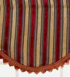 RLF Home 'Ivan Stripe Tropics' Cornice Stripe - Thumbnail 1