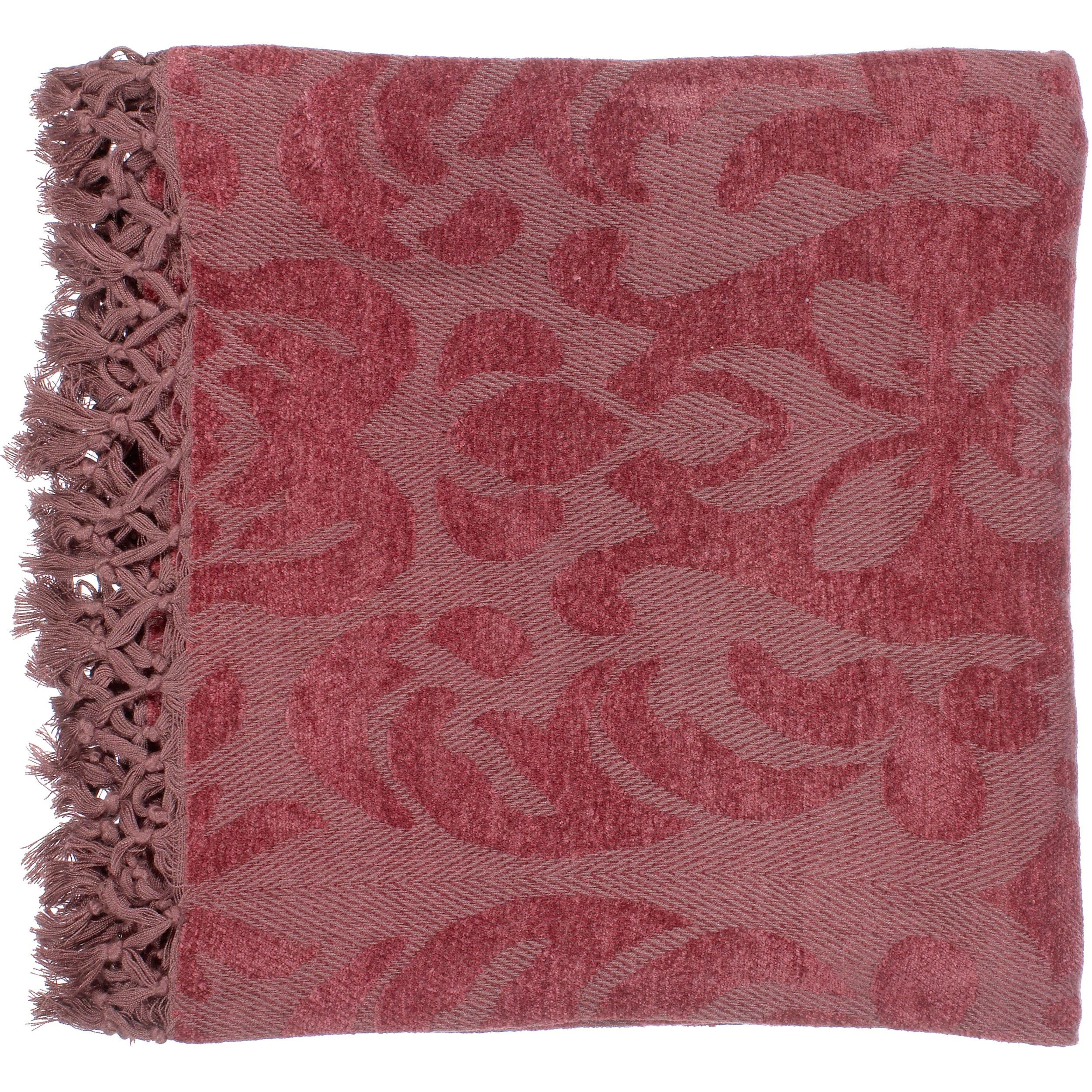 """Woven Leigh Viscose Throw Blanket (50"""" x 70"""")"""