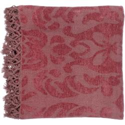 "Woven Leigh Viscose Throw Blanket (50"" x 70"")"