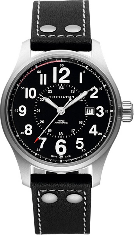 Hamilton Khaki Officer Series Men's Watch