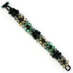 Isabela 'Spellbound' Beaded Bracelet (Guatemala)