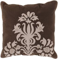 Shandy 22-inch Feather Down Decorative Pillow - Thumbnail 0