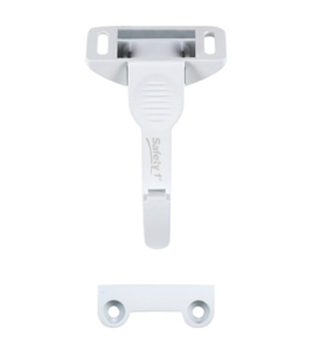 Safety 1st Spring n' Release Latches (Pack of 6)