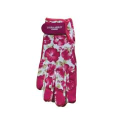 Laura Ashley Large Cressida Chic Red Gardening Gloves