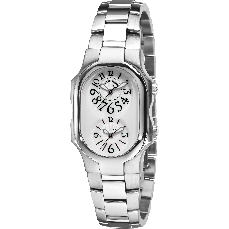 Philip stein women 39 s 39 signature 39 stainless steel bracelet quartz watch free shipping today for Philip stein watches