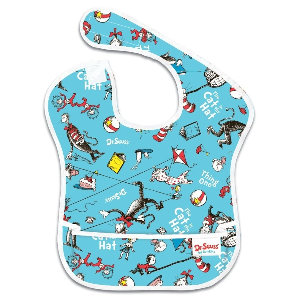 Bumkins Cat in the Hat Superbib - Thumbnail 0