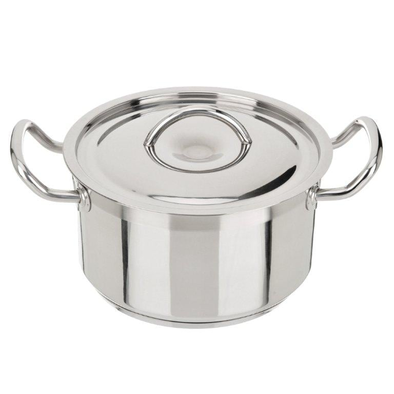 Art & Cuisine Professionnelle 14.4-quart Stainless Steel Stock Pot