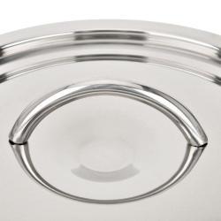 Art & Cuisine 3.7-quart Professionnelle Stainless Steel Stock Pot