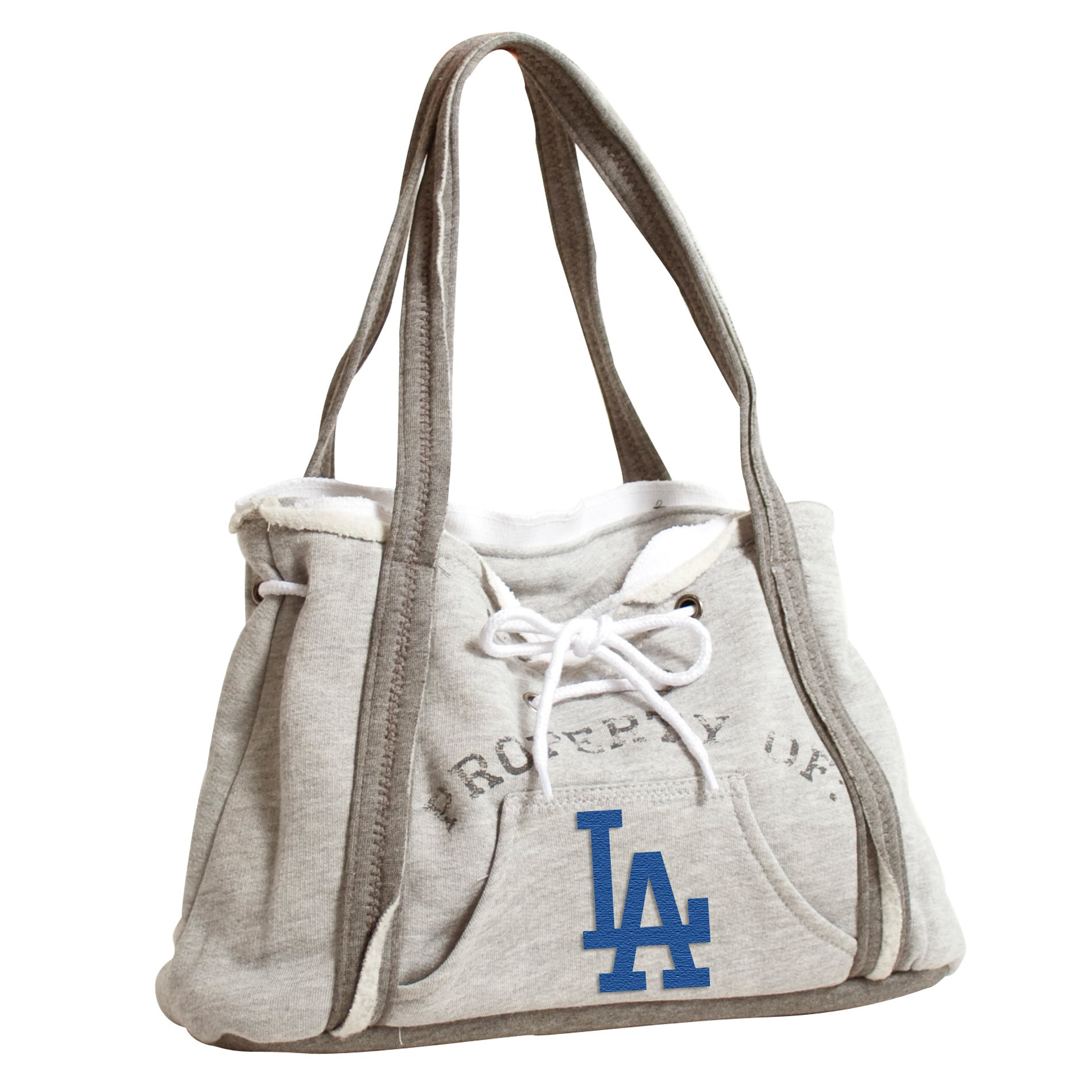 Little Earth Los Angeles Dodgers Hoodie Purse - Thumbnail 0