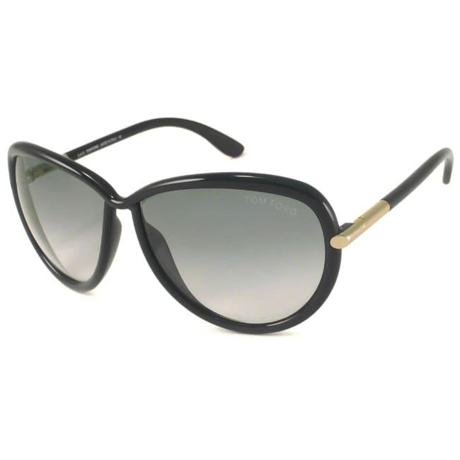 Tom Ford TF0161 Sabrina Women's Aviator Sunglasses