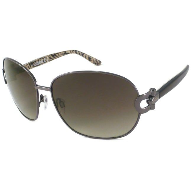 Just Cavalli JC273S Women's Rectangular Sunglasses