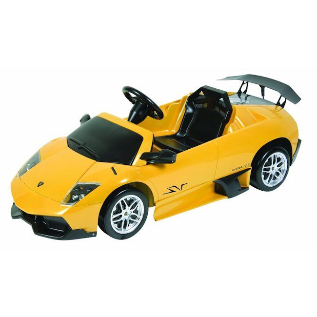 Lamborghini Murcielago Yellow (6V) Ride-on