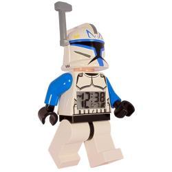 LEGO Clone Wars Captain Rex Mini-figure Alarm Clock - Thumbnail 2
