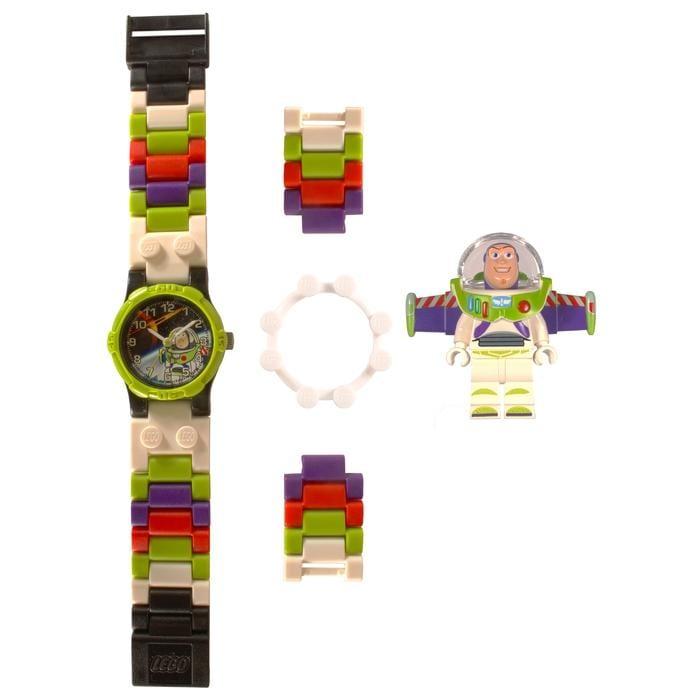 LEGO Children's 'Buzz Lightyear' Toy Story Mini Figure Watch