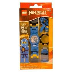 LEGO Children's 'Ninjago Blue Ninja' Mini Figure Watch - Thumbnail 1