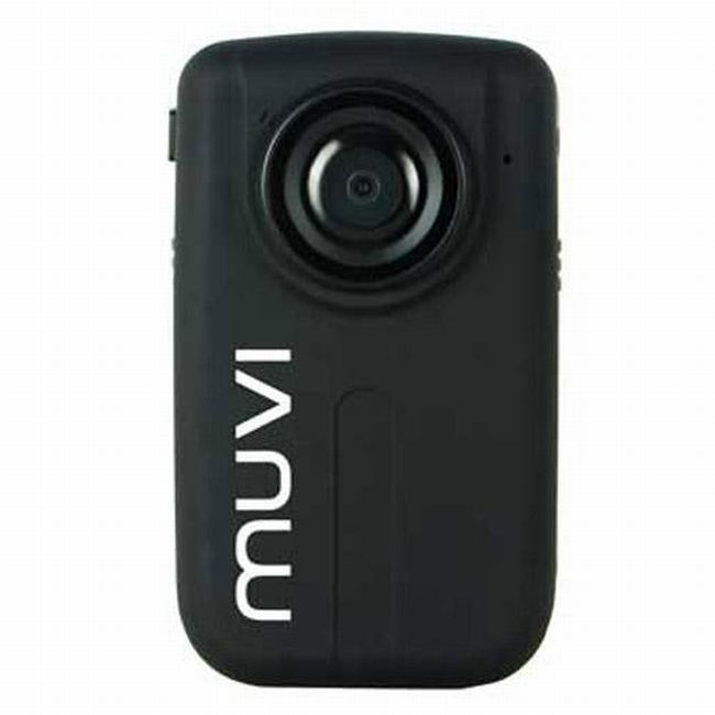 Veho VCC-005-MUVI-HD10 Muvi HD Mini Black Camcorder with Wireless Remote