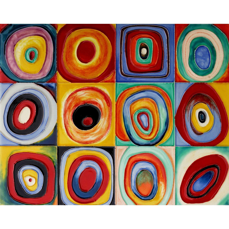 Kandinsky Color Study - theartofeducation.edu