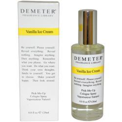 Demeter Vanilla Ice Cream Women's 4-ounce Cologne Spray