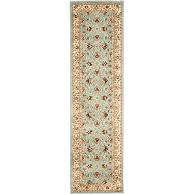 Safavieh Lyndhurst Traditional Oriental Blue/ Ivory Rug (2'3 x 8')