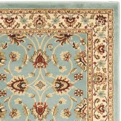 Safavieh Lyndhurst Traditional Oriental Blue/ Ivory Rug (2'3 x 8') - Thumbnail 1