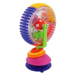 Sassy Wonder Wheel Activity Toy