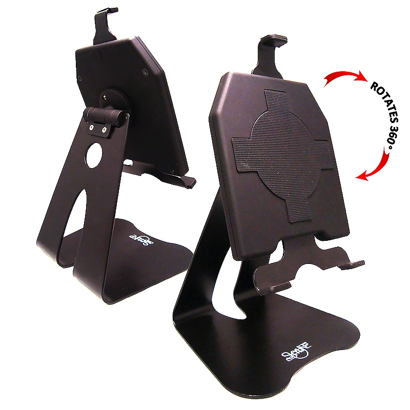 SkyLine OEM Black Heavy Duty Stand for Tablet iPadStage830