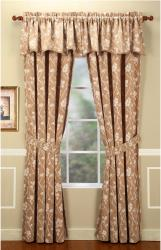Coutoure Blonde Scallop Valance - Thumbnail 1