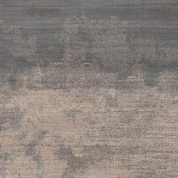 Meticulously Woven Gray Contemporary Cronus Abstract Ombre Rug (6'7 x 9'4) - Thumbnail 2