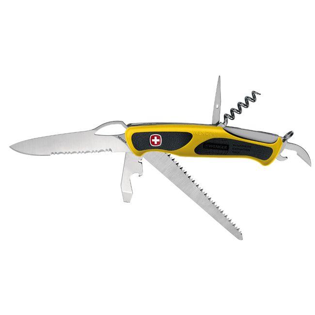 Wenger 'RangerGrip 179 WPER' Swiss Army Knife