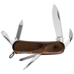 Wenger 'EvoWood 11' Swiss Army Knife - Thumbnail 0